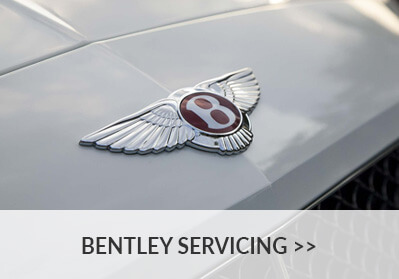 bentley servicing london