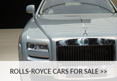 rolls royce cars for sale